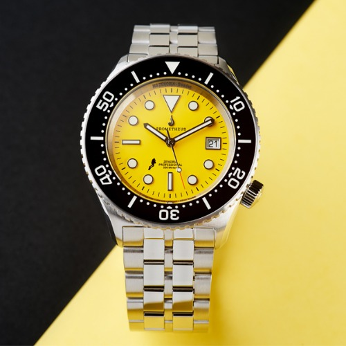 Zenobia Yellow Date